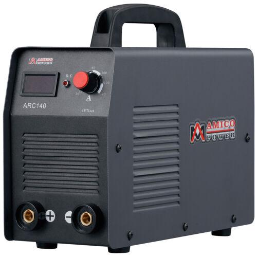 AMICO ARC-140, 140 Amps Stick Arc DC Inverter Welder, 110-Volt Welding Machine