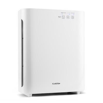 5 Fach Raumluft Reiniger Lufterfrischer Filter Raum Ionisator Luftwäscher Touch