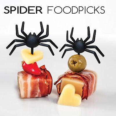 Araña Comida Selecciones Novedad Accesorio de Cocina