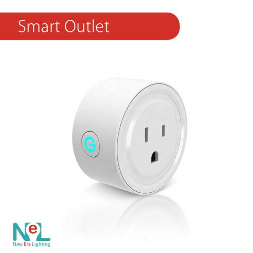 NEW ERA Smart  mini WiFi Plug outlet works with Google Home Echo Alexa Remote