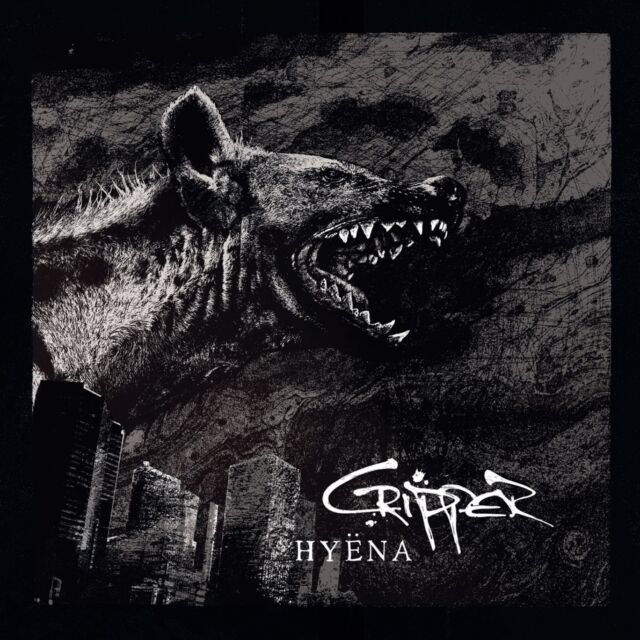CRIPPER - HYENA  CD NEU