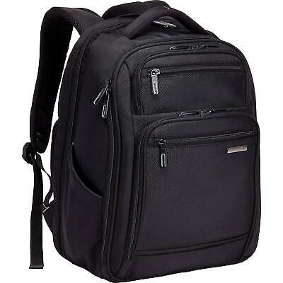 Samsonite Executive Business Laptop Backpack 15.6 TSA Friendly Black
