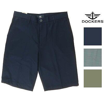 Dockers Pacific Collections Men's Microfiber Classic Fit Shorts Classic Microfiber Shorts