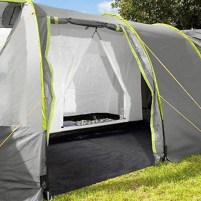 Bodenplane für Busvorzelt Touring Deluxe grau Camping…  