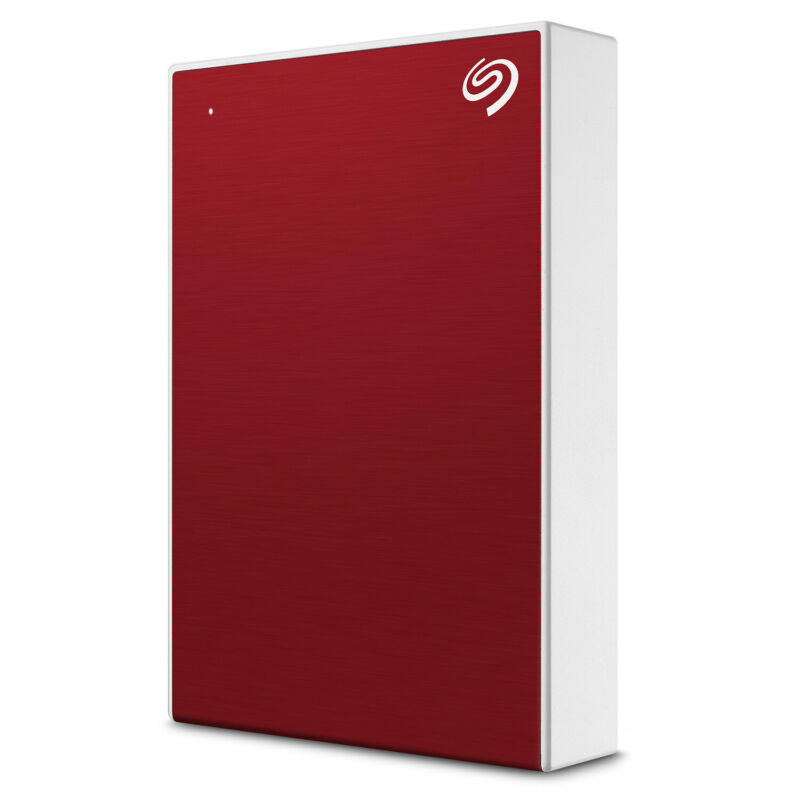 Seagate One Touch HDD 2TB External Hard Drive Red (STKB2000403)