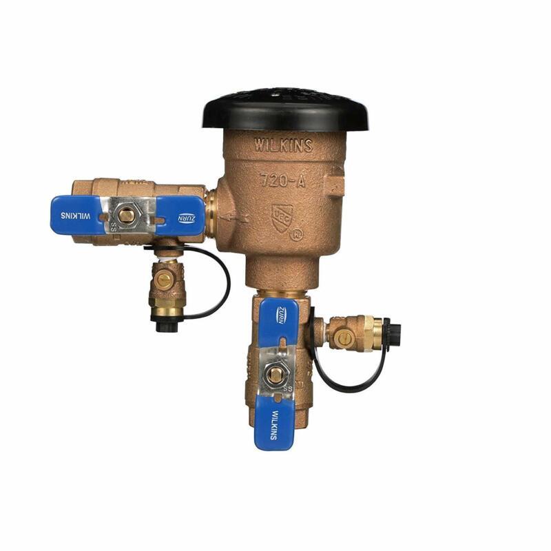 Zurn 1-720A Wilkins Pressure Vacuum Breaker 1-Inch Assembly