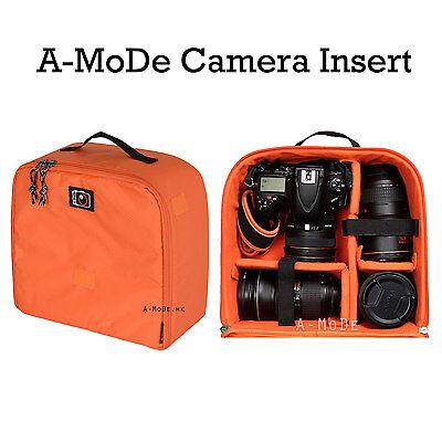 Camera padded Case inser insert for DSLR SLR bag for Canon Nikon Amode backpack