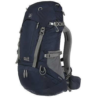 Jack Wolfskin Trekkingrucksack ACS Hike 38 Pack night blue