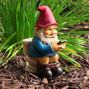 Garden Gnomes With Guns yard gnomes | ebay