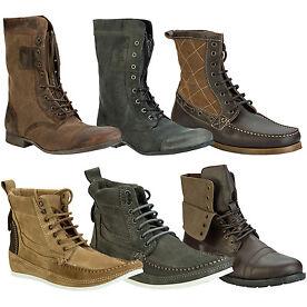 Men's Henleys Boots