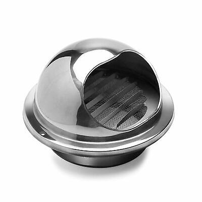 8 inch Ducting Air Vent Stainless Steel Grille Ventilation Cover Wall Mounted Wall Mounted Duct Covers