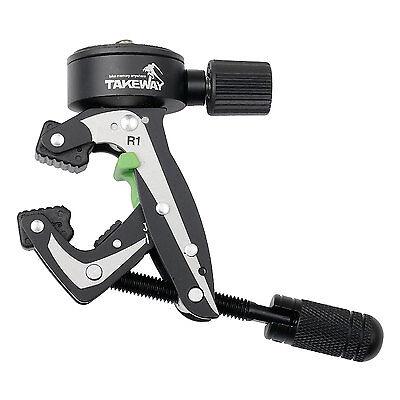 Takeway R1 Ranger Mini Clamp Pod - for Action Cameras etc - NEW - UK DEALER