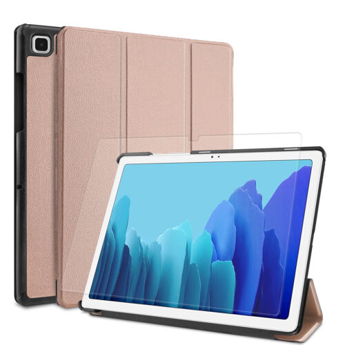 """For Samsung Galaxy Tab A7 10.4"""" 2020 Tablet Case Stand Cover,Screen Protector Cases, Covers, Keyboard Folios"""