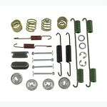 Carlson H7263 Rear Drum Hardware Kit