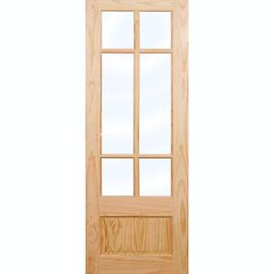 Glazed Wooden Interior Doors  sc 1 st  eBay & Wooden Interior Doors | eBay pezcame.com