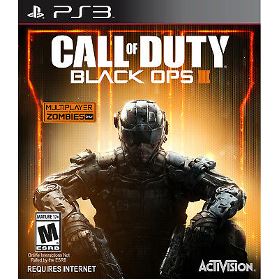 Call Of Duty  Black Ops Iii Ps3  Brand New