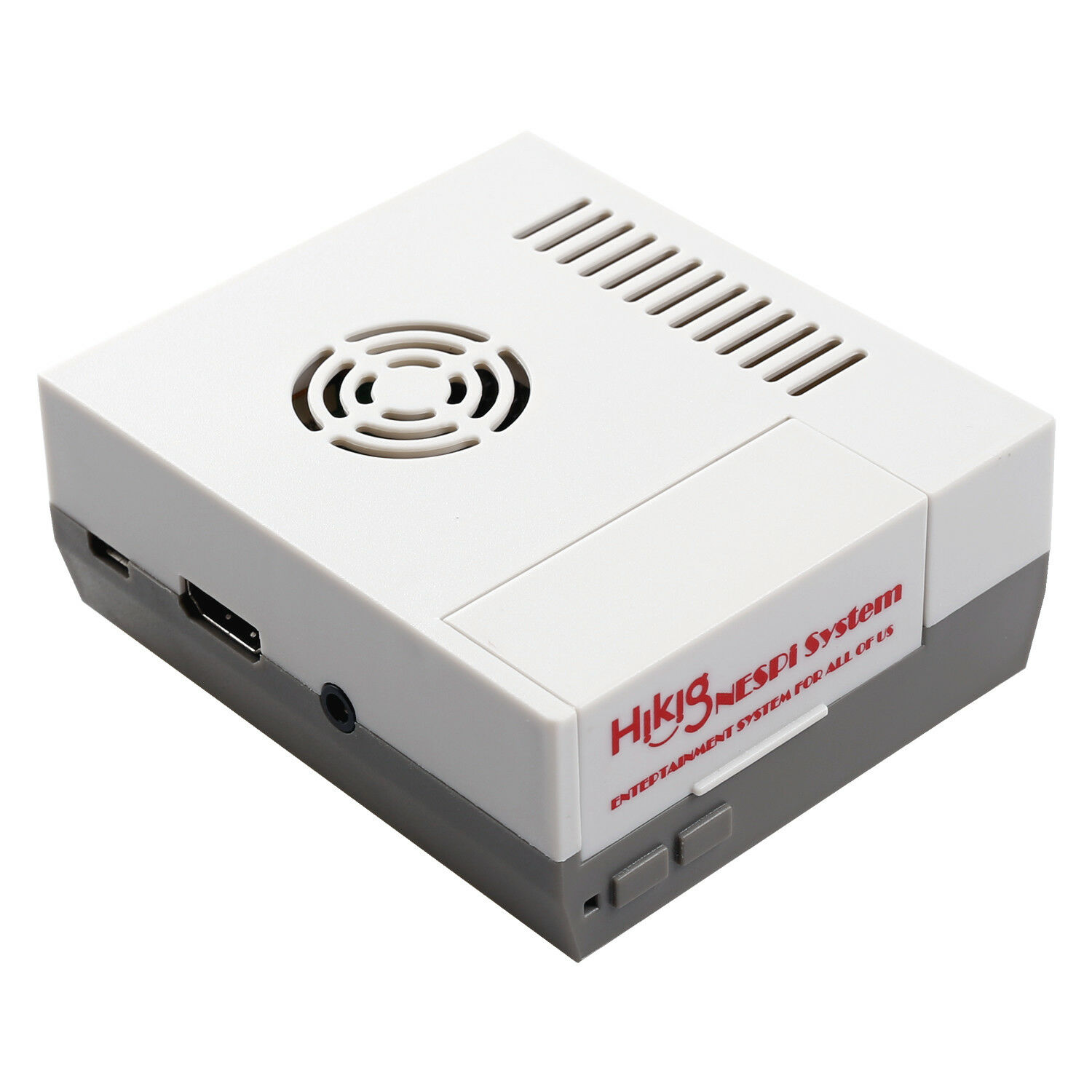 New NES Case for Raspberry Pi 3 B+,3b, 2b & 1 Model B+ Retro