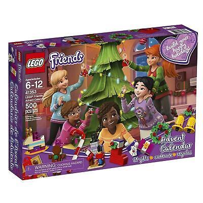 LEGO Friends Advent Calendar 41353, 500 Pieces New unopened