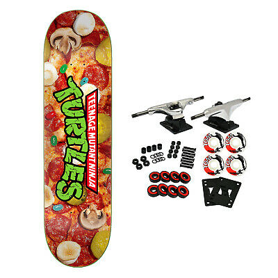 Santa Cruz Skateboard Complete Teenage Mutant Ninja Turtles Pizza Dude Everslick