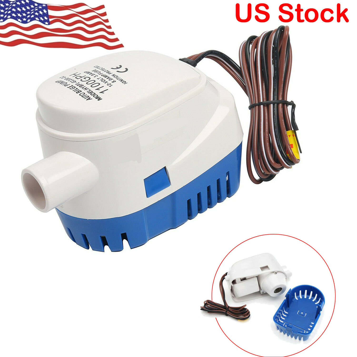 rv water pump wiring 12v automatic submersible boat bilge water pump 1100gph for yacht  boat bilge water pump 1100gph for yacht