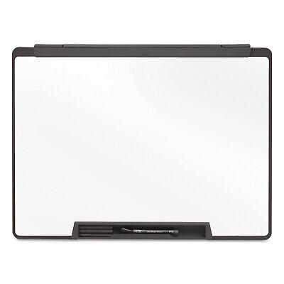 Quartet Motion Portable Dry Erase Board 24 X 18 White Black Frame Mmp25