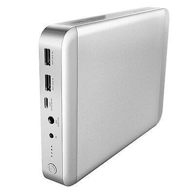 Maxoak 36000mAh USB-C Power Bank  for Apple MacBook Air Pro,iPhone,iPad and more