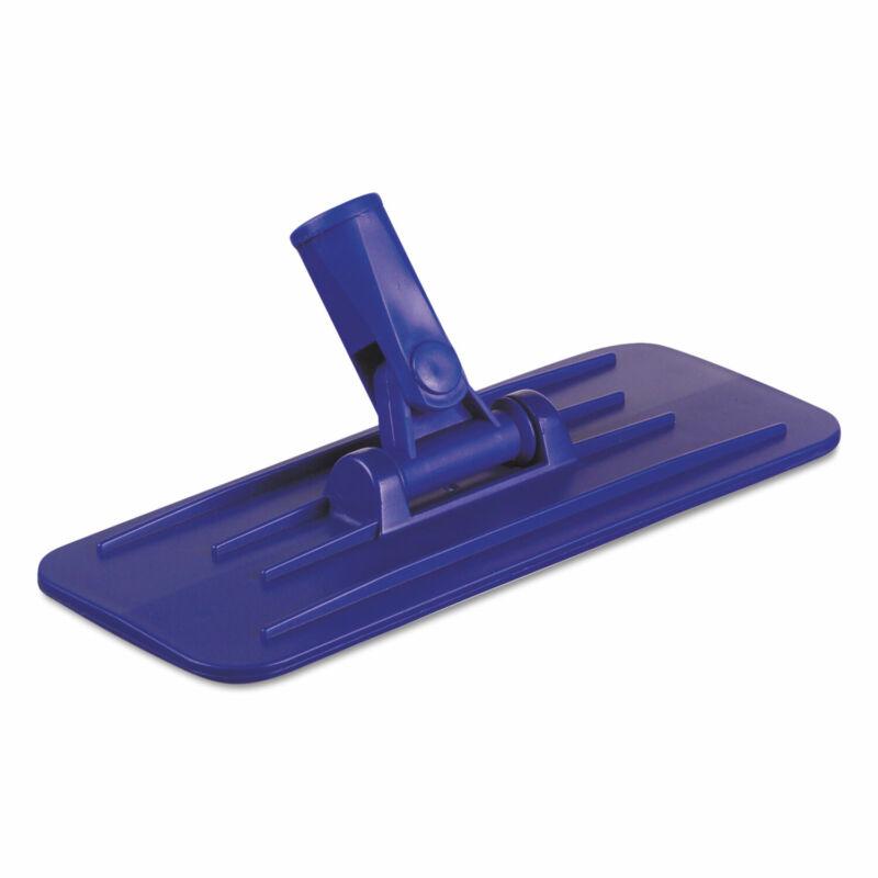 Boardwalk Swivel Pad Holder Plastic Blue 4 x 9 12/Carton 00405