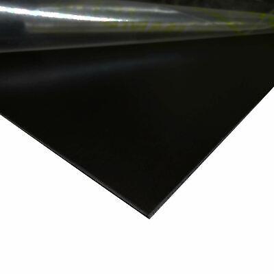 Black Mill Painted Aluminum Sheet 0.050 X 12 X 12