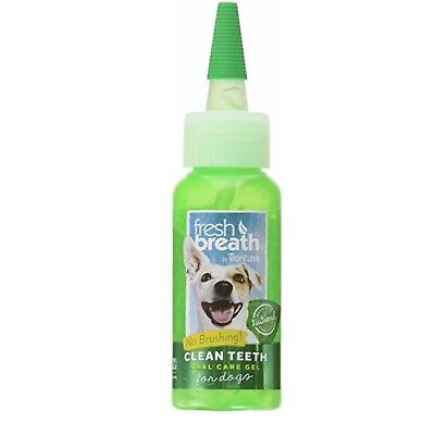 Tropiclean Fresh Breath | Clean Teeth Gel | Minty Flavor | For Dogs 2