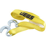 JEGS Performance Products 80143 Tow Strap Capacity: 4,500 lbs.