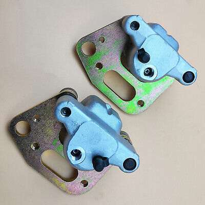 Front Brake Caliper with Pads For Polaris Sportsman 500 1999 2000 Left + Right