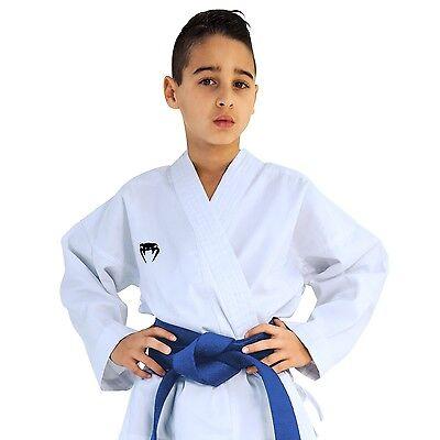 "VENUM KARATEANZUG ""Contender Kids"". Baumwolle/Polyester. 140cm. Kinder. Kimono."
