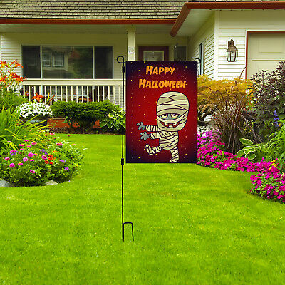 HAPPY Halloween Garden Flag, 12
