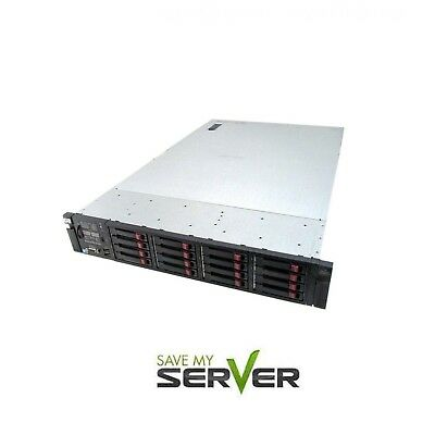 HP Server ProLiant DL380 G7 16-Bay 2x 3.06GHz HexCore, 64GB RAM, no hard drives