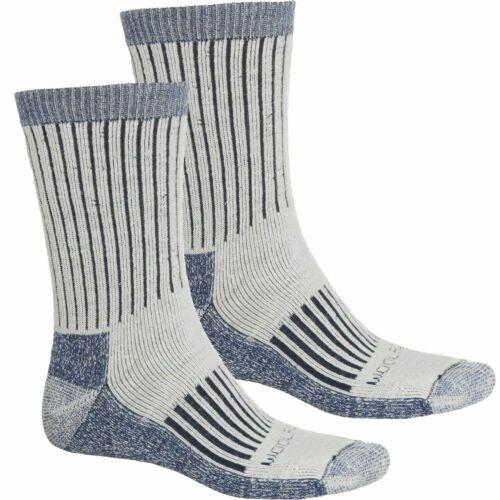 3 Pairs Woolrich Mens Ten Mile Hiker Crew Socks  Large