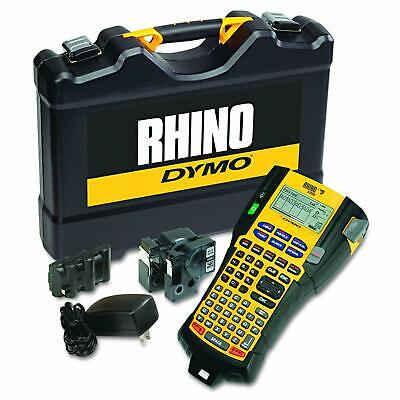 Dymo Rhino 5200 Industrial Label Maker - Hand Held Portable Thermal Labeling