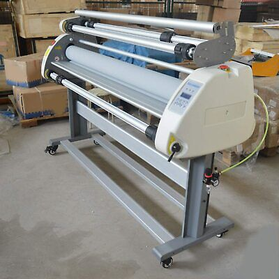 Auto Take Up Low Temp Large Format Laminating Machine 63inch Cold Laminator New