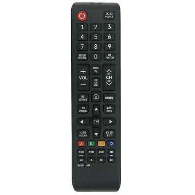 BN59-01303A Ersatz Fernbedienung für Samsung TV Fernseher UA43NU7100W ()