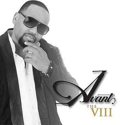 Avant Cd   The Viii  2015    New Unopened   R B