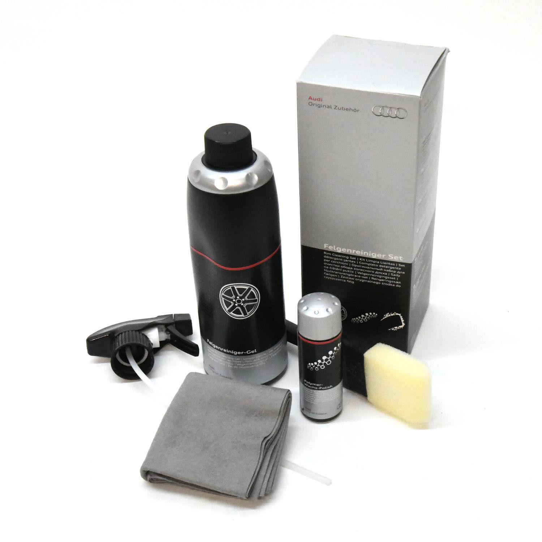 ORIGINAL AUDI Pflegemittel Leder Verdeck Felgen Pflege Reiniger diverse Produkte