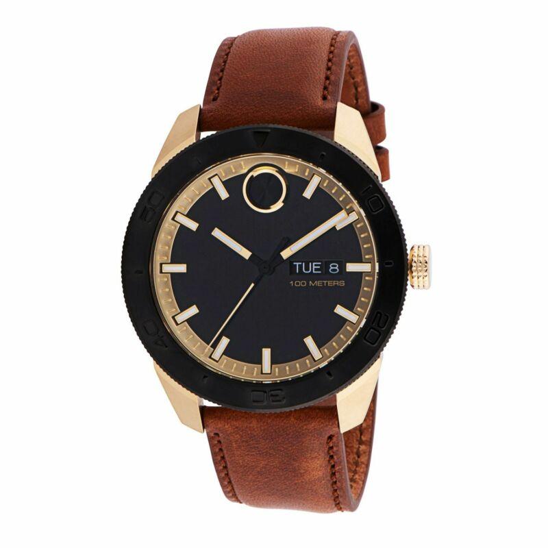 Movado-3600609-Men-Bold-Sport-Black-Quartz-Watch