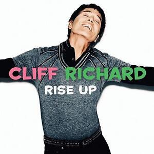 CLIFF RICHARD RISE UP CD (Released November 23rd 2018)