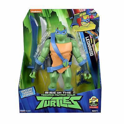 Rise of the Teenage Mutant Ninja Turtle Leonardo Giant Figure](Leonardo The Ninja Turtle)