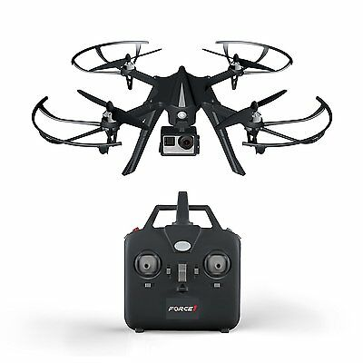 Might1 F100 GoPro Camera RC Quadcopter Drone - Brushless Motors - 12min Flight