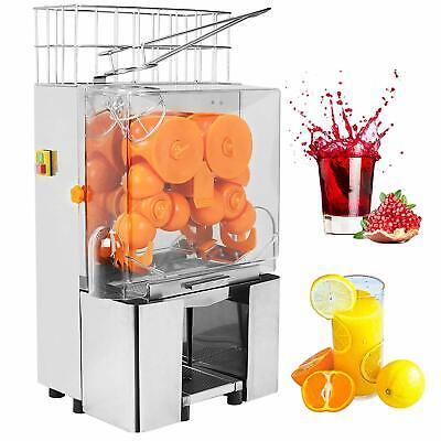 Commercial Electric Orange Citrus Grapefruit Fruits Extractor Press Machine