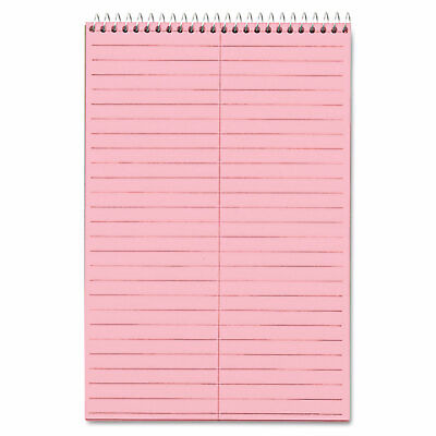 Tops Prism Steno Books Gregg 6 X 9 Pink 80 Sheets 4 Padspack 80254