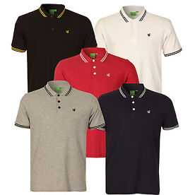 Gio-Goi Men's Polo Shirts