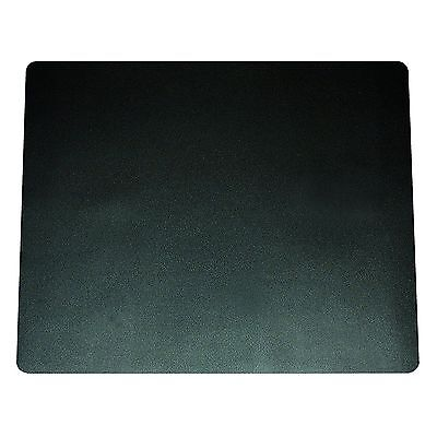 Artistic 12 X 17 Eco-black Desk Pad With Microban Black New In Package 12x17