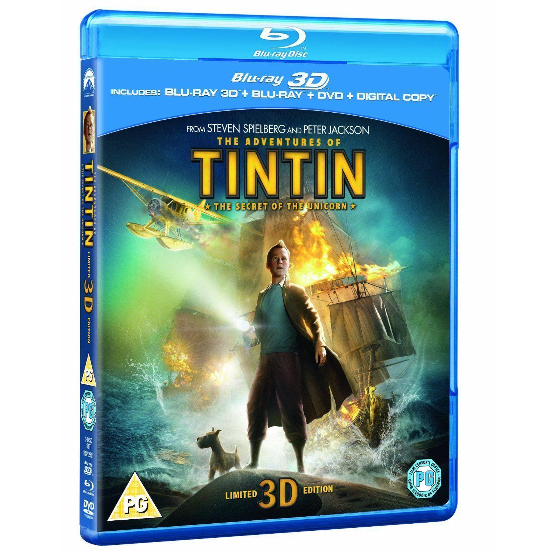 Top 10 3D DVD Movies
