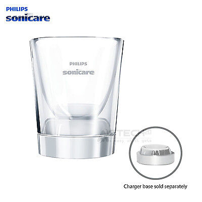 Philips Sonicare DiamondClean Genuine Glass Cup Charger HX9000